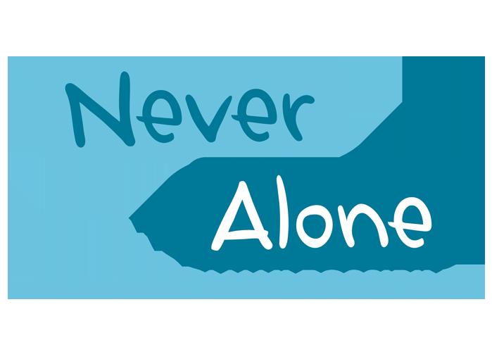 Never Alone Fondazione Cariplo Pensieri e Colori Comunità Progetto