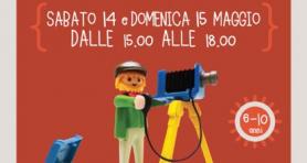 Laboratorio autovideoproduzione per piccoli registi dai 6 ai 10 anni a Ronchetto delle Rane