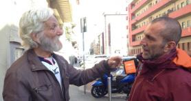 Comunità Progetto educativa di strada senza dimora