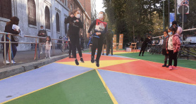 Comunità Progetto Tappeto Volante Fondazione Snam