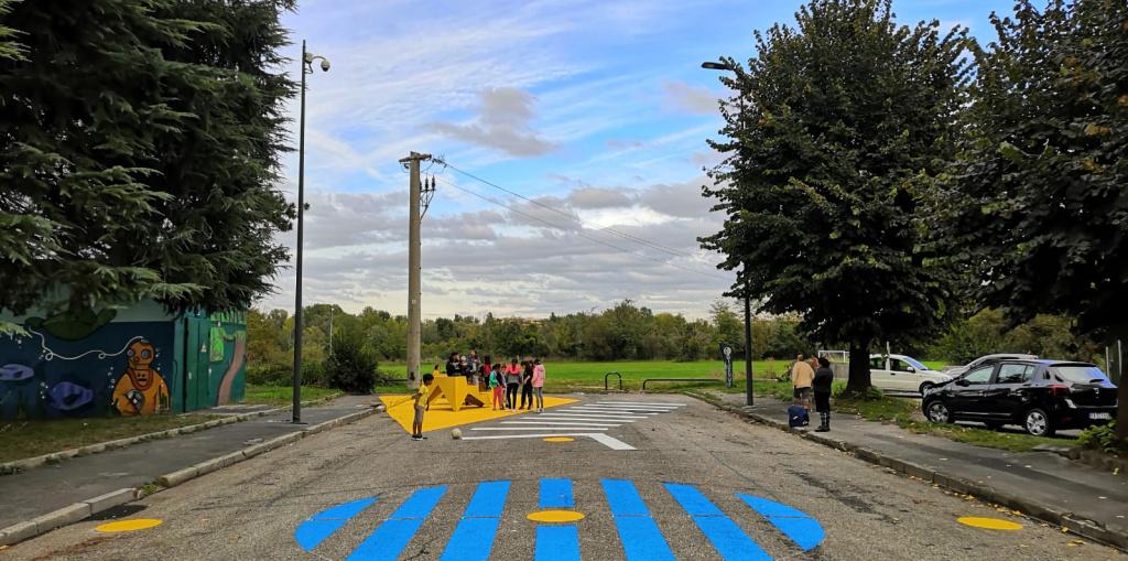 Comunità Progetto Patti Chiari Quarti Park Bando Quartieri